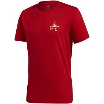 T-shirt με κοντά μανίκια adidas FN1722