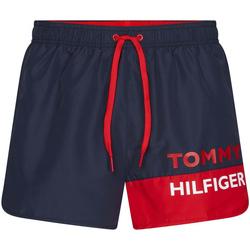 Υφασμάτινα Άνδρας Μαγιώ / shorts για την παραλία Tommy Hilfiger UM0UM01683 Μπλε