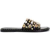 Παπούτσια Γυναίκα Τσόκαρα Café Noir GB173 Μαύρος
