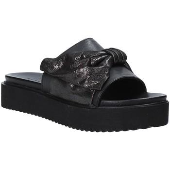 Παπούτσια Γυναίκα Τσόκαρα Grunland CI1519 Μαύρος