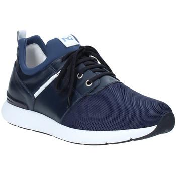 Παπούτσια Άνδρας Χαμηλά Sneakers Nero Giardini P900930U Μπλε