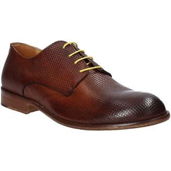Παπούτσια Άνδρας Derby Exton 5354 καφέ
