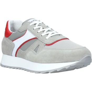 Παπούτσια Άνδρας Χαμηλά Sneakers Nero Giardini E001500U Γκρί