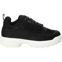 Παπούτσια Γυναίκα Χαμηλά Sneakers Gold&gold B18 GT531 Μαύρος