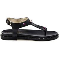 Παπούτσια Γυναίκα Σανδάλια / Πέδιλα Apepazza JPL06 Μαύρος