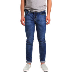 Υφασμάτινα Άνδρας Skinny Τζιν  U.S Polo Assn. 44961 51321 Μπλε