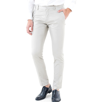 Υφασμάτινα Άνδρας Παντελόνια Chino/Carrot Antony Morato MMTR00407 FA800046 Γκρί