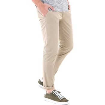 Υφασμάτινα Άνδρας Παντελόνια Chino/Carrot Antony Morato MMTR00387 FA800060 Μπεζ
