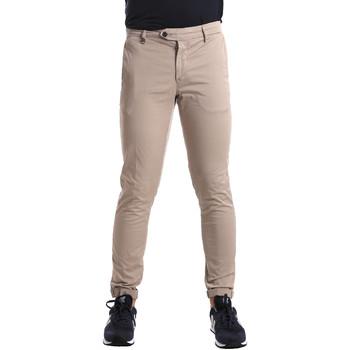 Υφασμάτινα Άνδρας Παντελόνια Chino/Carrot Antony Morato MMTR00387 FA800060 Γκρί
