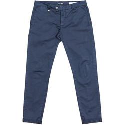 Υφασμάτινα Άνδρας Παντελόνια Chino/Carrot Antony Morato MMTR00387 FA800060 Μπλε