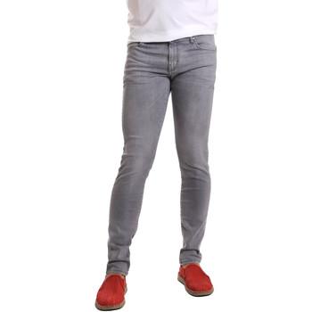Υφασμάτινα Άνδρας Skinny Τζιν  Antony Morato MMDT00162 FA750129 Γκρί