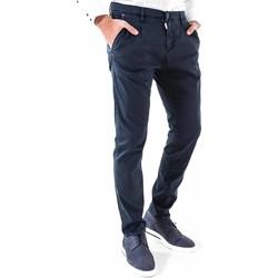 Υφασμάτινα Άνδρας Παντελόνια Chino/Carrot Antony Morato MMTR00378 FA800077 Μπλε
