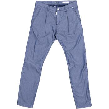 Υφασμάτινα Άνδρας Παντελόνια Chino/Carrot Antony Morato MMTR00378 FA850155 Μπλε
