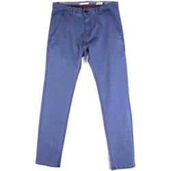 Υφασμάτινα Άνδρας Παντελόνια Chino/Carrot Gaudi 811FU25033 Μπλε