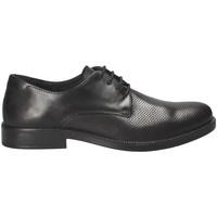 Παπούτσια Άνδρας Derby Enval 1200000 Μαύρος