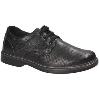Παπούτσια Άνδρας Derby Enval 1202700 Μαύρος