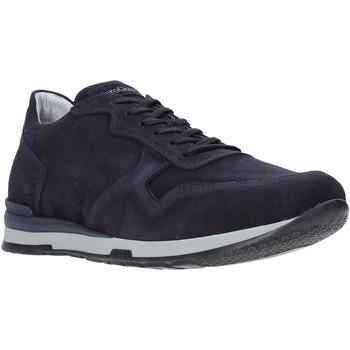 Παπούτσια Άνδρας Χαμηλά Sneakers NeroGiardini P800220U Μπλε