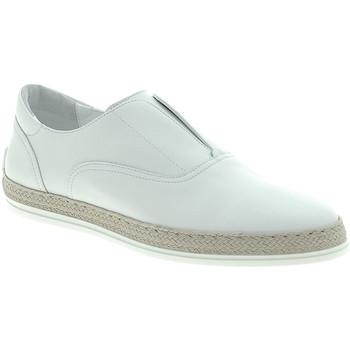 Παπούτσια Άνδρας Εσπαντρίγια Triver Flight 997-02 λευκό