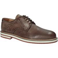 Παπούτσια Άνδρας Derby Exton 672 καφέ