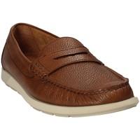 Παπούτσια Άνδρας Μοκασσίνια Maritan G 460390 καφέ