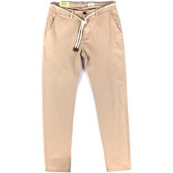 Υφασμάτινα Άνδρας Παντελόνια Chino/Carrot Impure ALEX-215 Μπεζ