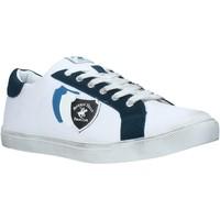 Παπούτσια Άνδρας Χαμηλά Sneakers Beverly Hills Polo Club BH-3011 λευκό