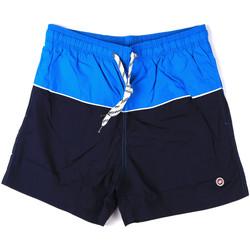 Υφασμάτινα Άνδρας Μαγιώ / shorts για την παραλία Key Up 2H19X 0001 Μπλε