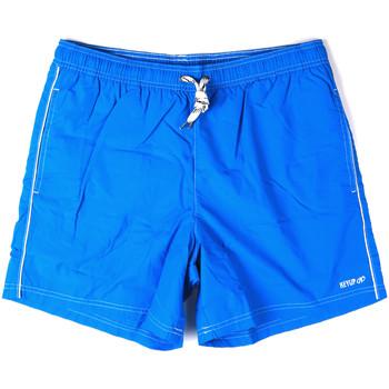 Υφασμάτινα Άνδρας Μαγιώ / shorts για την παραλία Key Up 22X21 0001 Μπλε