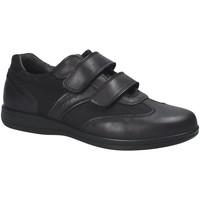 Παπούτσια Άνδρας Χαμηλά Sneakers IgI&CO 1101 Μαύρος