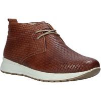 Παπούτσια Άνδρας Ψηλά Sneakers IgI&CO 1120 καφέ