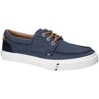Παπούτσια Άνδρας Χαμηλά Sneakers Wrangler WM181024 Μπλε