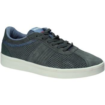 Παπούτσια Άνδρας Χαμηλά Sneakers Wrangler WM181040 Πράσινος