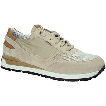 Παπούτσια Άνδρας Χαμηλά Sneakers Exton 993 Μπεζ