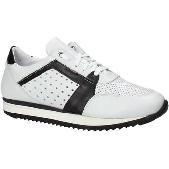 Παπούτσια Άνδρας Χαμηλά Sneakers Exton 558 λευκό