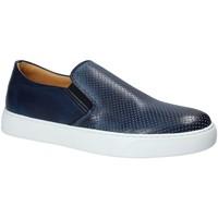 Παπούτσια Άνδρας Slip on Exton 515 Μπλε