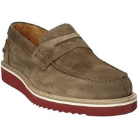 Παπούτσια Άνδρας Μοκασσίνια Exton 5102 καφέ