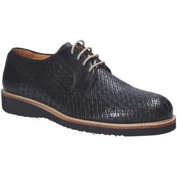 Παπούτσια Άνδρας Derby Exton 886 Μαύρος