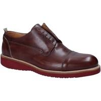 Παπούτσια Άνδρας Derby Exton 881 καφέ