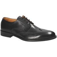 Παπούτσια Άνδρας Derby Exton 1372 Μαύρος