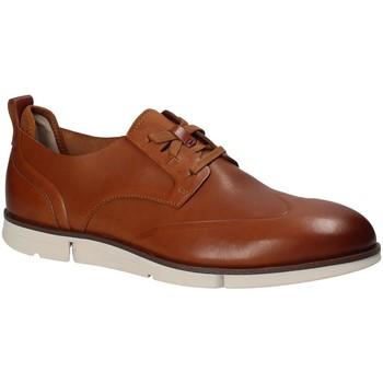 Παπούτσια Άνδρας Derby Clarks 123748 καφέ