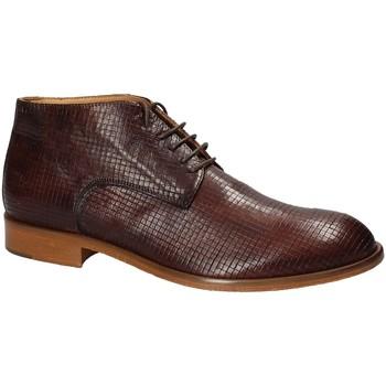 Παπούτσια Άνδρας Μπότες Exton 5355 καφέ