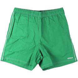 Υφασμάτινα Άνδρας Μαγιώ / shorts για την παραλία Key Up 22X21 0001 Πράσινος