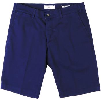 Υφασμάτινα Άνδρας Μαγιώ / shorts για την παραλία Sei3sei PZV132 8137 Μπλε