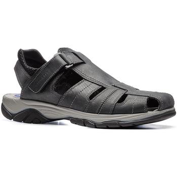 Παπούτσια Άνδρας Σανδάλια / Πέδιλα Stonefly 108693 Μαύρος
