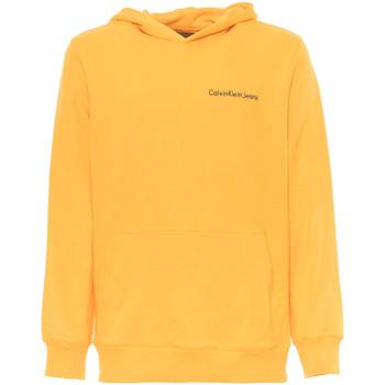 Υφασμάτινα Άνδρας Φούτερ Calvin Klein Jeans J30J306996 Κίτρινος