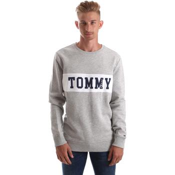 Υφασμάτινα Άνδρας Φούτερ Tommy Hilfiger DM0DM05257 Γκρί