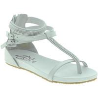 Παπούτσια Γυναίκα Σανδάλια / Πέδιλα 18+ 6110 λευκό