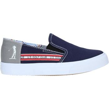Παπούτσια Αγόρι Slip on U.s. Golf S19-SUK403 Μπλε