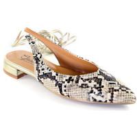 Παπούτσια Γυναίκα Μπαλαρίνες Grace Shoes 521T043 Μπεζ
