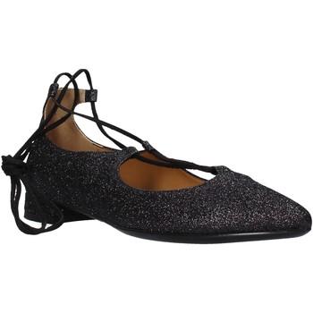 Παπούτσια Γυναίκα Μπαλαρίνες Grace Shoes 521T046 Μαύρος